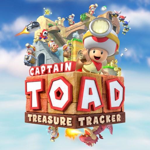 <em>Captain Toad: Treasure Tracker</em>—Toad's Wild Ride
