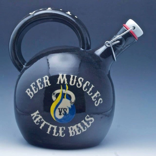 Wild, Wonderful Custom Made Growlers