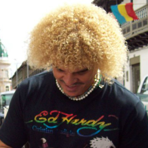 Watch Carlos Valderrama Do the Ice Bucket Challenge