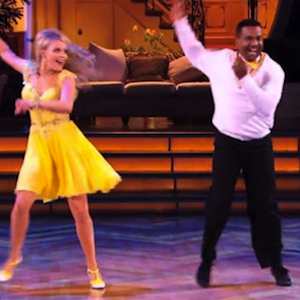 Watch Carlton from Fresh Prince of Bel Air on Dancing with the Stars