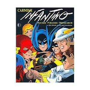 R.I.P. Legendary Comic Book Artist Carmine Infantino