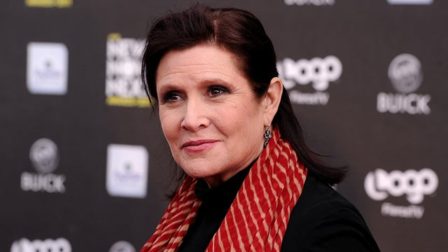 Carrie Fisher Confirms Return to &lt;i&gt;Star Wars&lt;/i&gt;