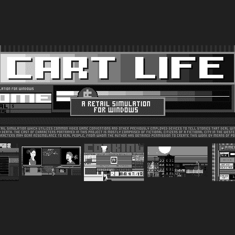 <em>Cart Life</em> Review (PC)