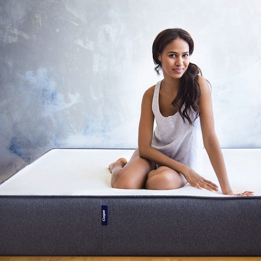 Startup Casper Delivers Mattresses in a Box to Your Door