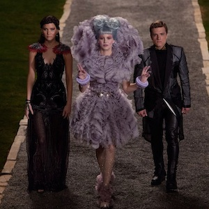 Watch a Trailer for <i>The Hunger Games: Catching Fire</i>