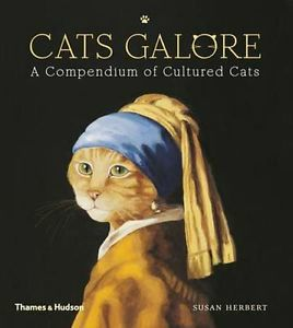 "Susan Herbert Set to Release ""Cats Galore: A Compendium of Cultured Cats"""