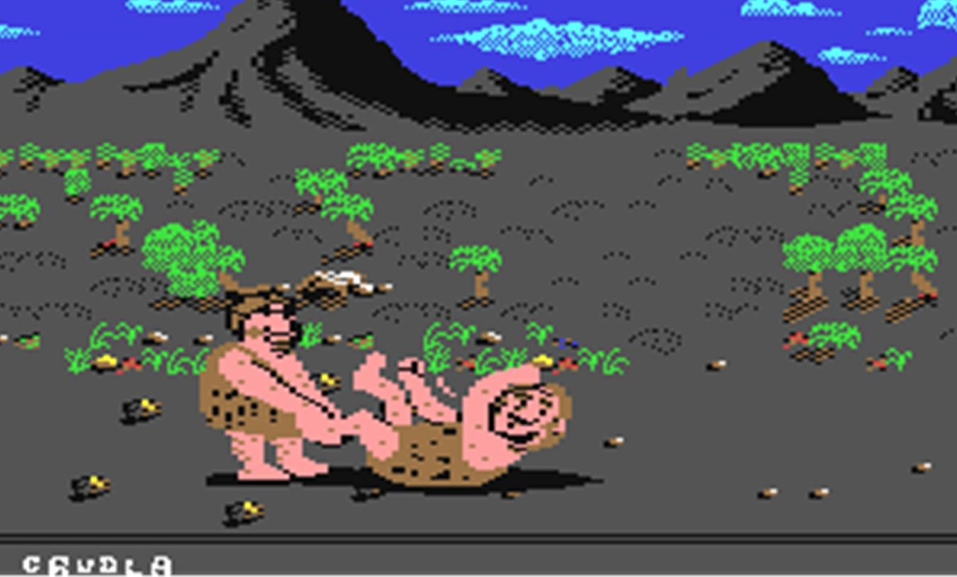 Caveman Rocks : The 10 best prehistoric videogames :: games lists page 2 paste