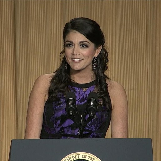 Watch Cecily Strong Mock Fox and CNN at the White House Correspondents' Dinner