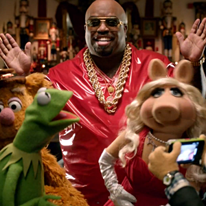 "Cee Lo Releases ""All I Need is Love"" Video Featuring The Muppets, Craig Robinson"