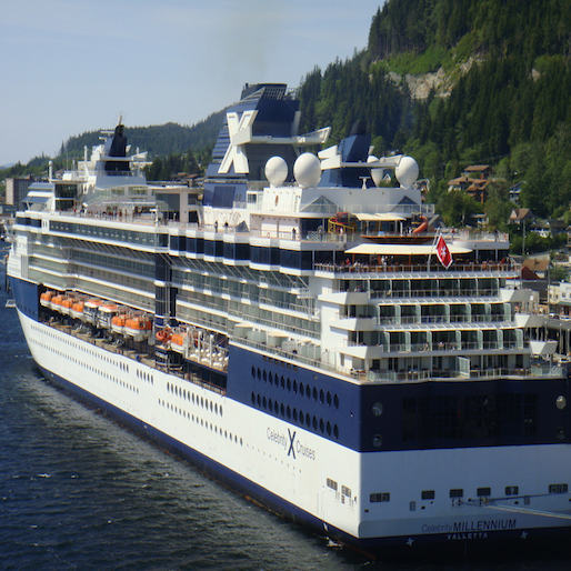 Everybody's Puking on Celebrity Cruises … Again