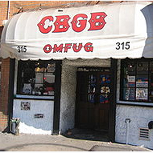 First Poster Revealed for <i>CBGB</i> Movie