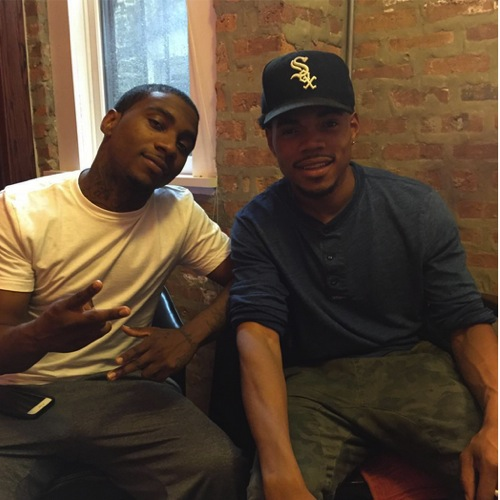 Chance the Rapper and Lil B Teamed Up for a Freestyle Album