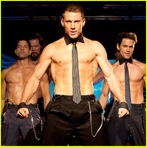 Channing Tatum Might Direct <i>Magic Mike 2</i>