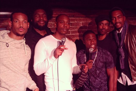 Chris Rock, Dave Chappelle Perform Together, Tease Future Joint Tour