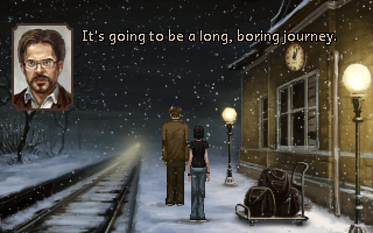 The Charnel House Trilogy Review Dangers On A Train
