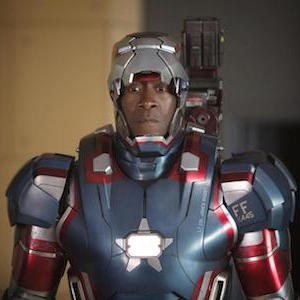 Don Cheadle Filming for <i>The Avengers: Age of Ultron</i>