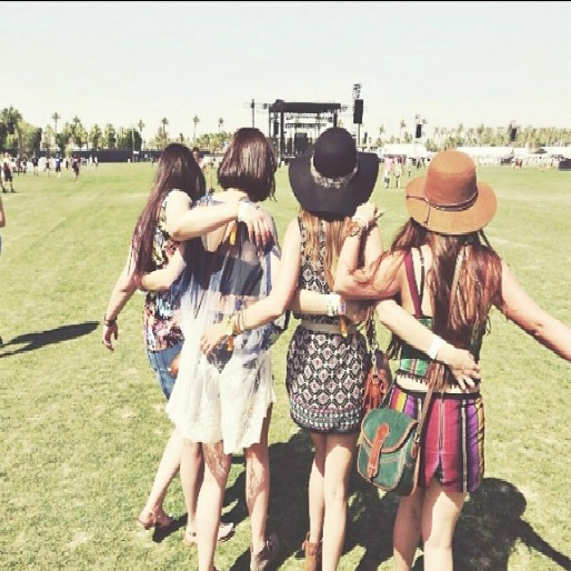 The Best Looks of Coachella 2014: Round One