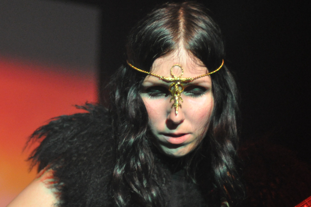 "Watch a Video for Chelsea Wolfe's New Acoustic Song, ""Flatlands"""