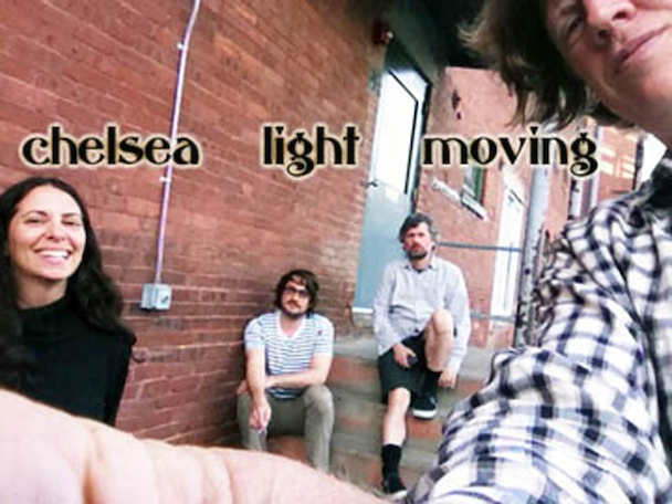 Listen to a Song by Thurston Moore's New Band