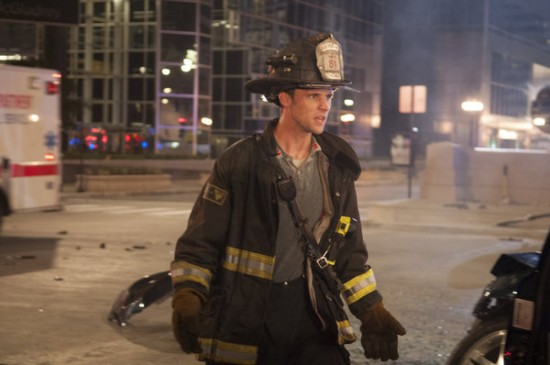 "<i>Chicago Fire</i> Review: ""Professional Courtesy"" (Episode 1.03)"