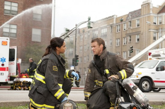 "<i>Chicago Fire</i> Review: ""Rear View Mirror"" (Episode 1.06)"