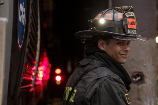 "<i>Chicago Fire</i> Review: ""Leaving the Station"" (Episode 1.08)"