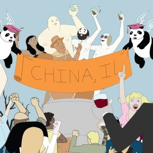 <i>China, IL</i>'s Musical Season Finale: We Talk to Brad Neely and Daniel Weidenfeld