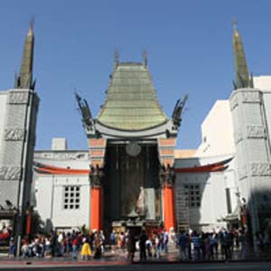 Hollywood's Chinese Theater Converts to IMAX