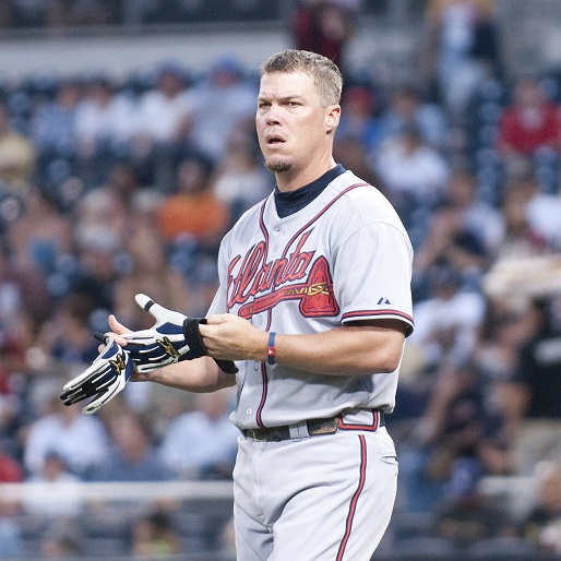 Stick to Sports: Chipper Jones and the Conspiracy Theories of Athletes