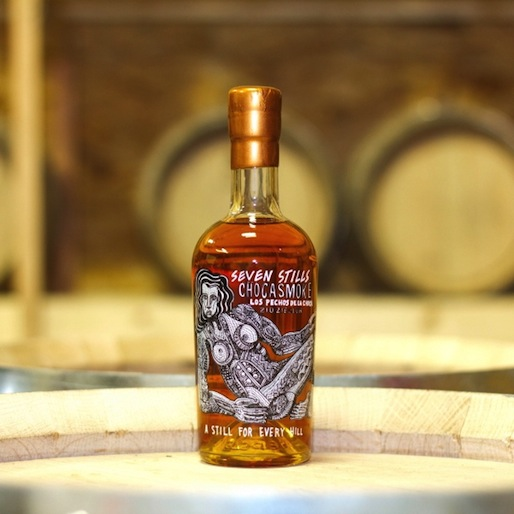 Distillery Makes Whiskey From Beer