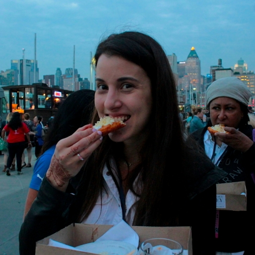 <i>Paste</i> Hits Up NYC's Choice Streets Food Truck Event