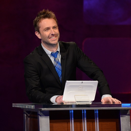 Chris Hardwick Rants About Freeing the Nipple