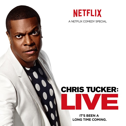 <i>Chris Tucker: Live</i> Review