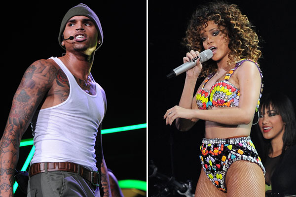 Chris Brown to be Featured on Rihanna's New Single
