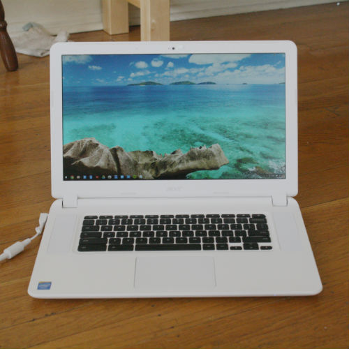 Acer Chromebook 15 Review: A Big, Small Laptop