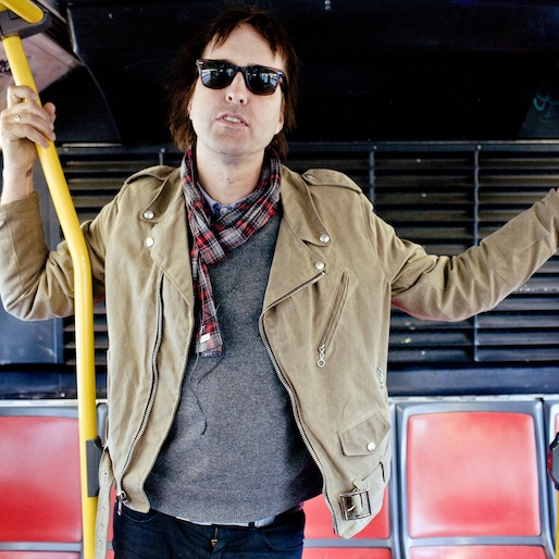 Chuck Prophet Talks Disco Naps and Espresso