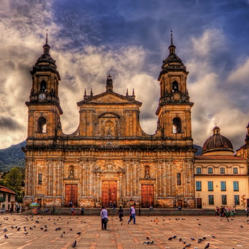 From Alabama to Colombia: Murder in the Cathedral?