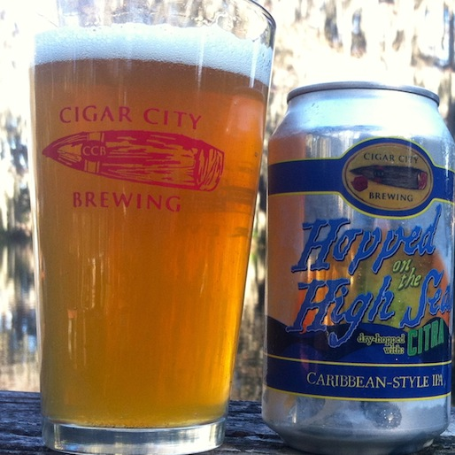 Cigar City Hopped On The High Seas Review