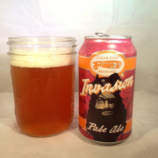 Cigar City Invasion Pale Ale
