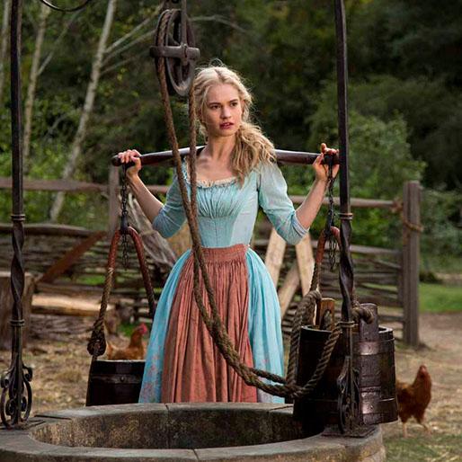 <i>Cinderella</i>