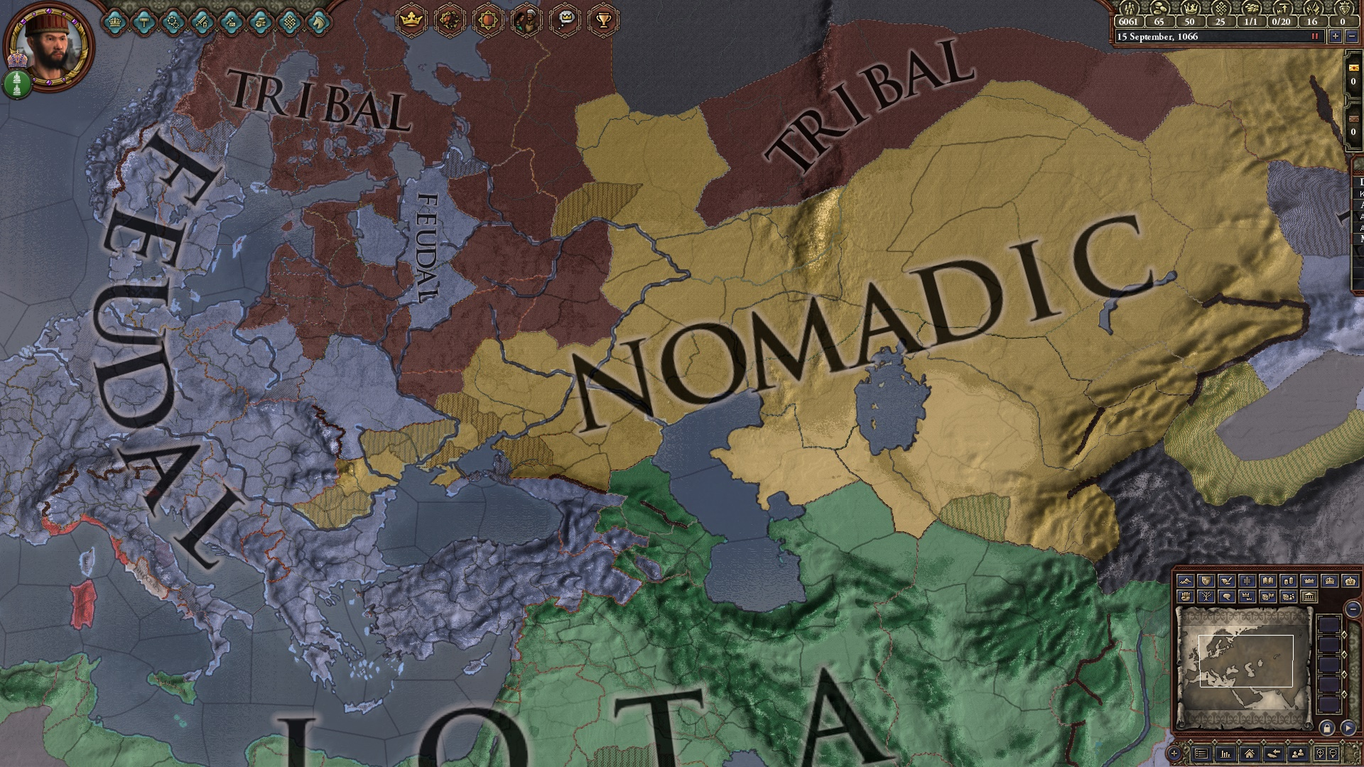 Crusader Kings 2: Horse Lords—Horse Power :: Games :: Paste