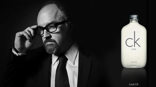 Tumblr Imagines Louis C.K. as Spokesman for CK One Cologne...It's Perfect
