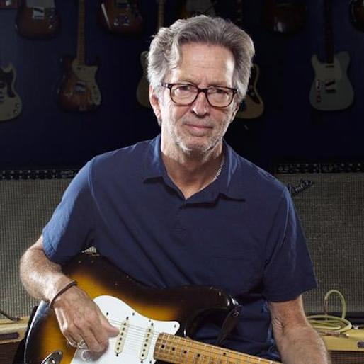 Eric Clapton Still Serious About Retiring from Touring