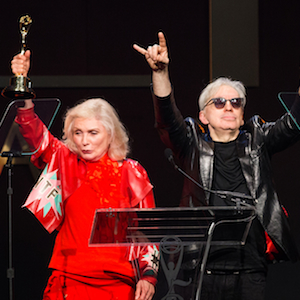 Blondie, Pharrell and Seinfeld Among Those Honored at Clio Awards