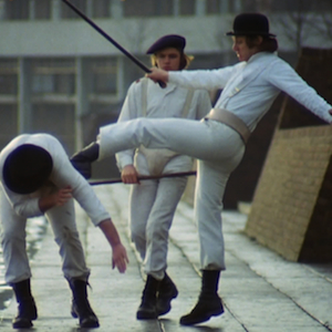 Watch Odd Trailer Mashup of <i>A Clockwork Orange</i> and <i>The Girl With The Dragon Tattoo</i>