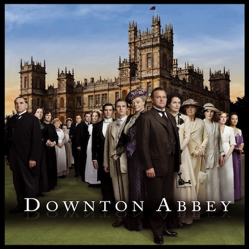 Here's Your First Look at George Clooney on <i>Downton Abbey</i>