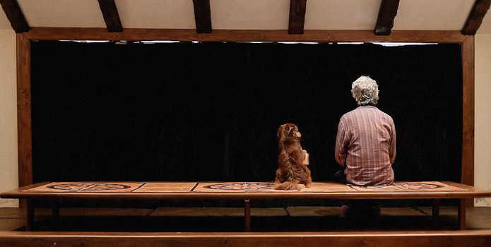 <i>Closed Curtain</i> (2013 TIFF review)
