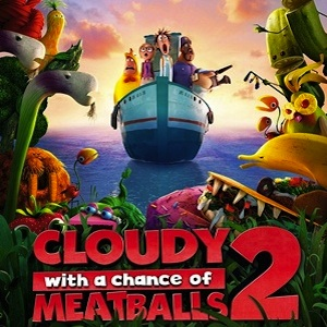 Watch Trailer for <i>Cloudy with a Chance of Meatballs 2</i>