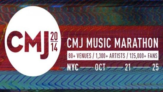 Recap: CMJ 2014 - Tuesday