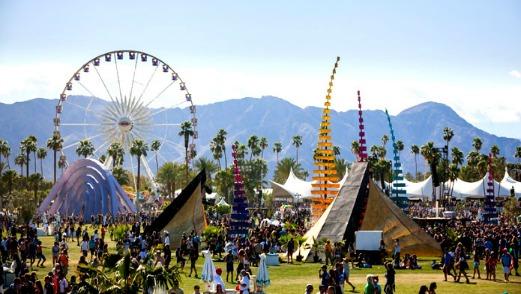 Best Festival Looks: Coachella 2014